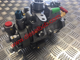 Perkins DP series injection pump