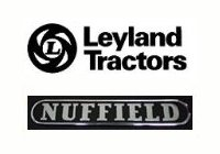 Leyland and Nuffield Logo